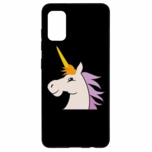 Etui na Samsung A41 Unicorn pleased with itself