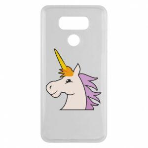 Etui na LG G6 Unicorn pleased with itself
