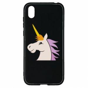 Etui na Huawei Y5 2019 Unicorn pleased with itself