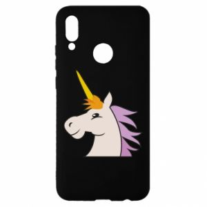 Etui na Huawei P Smart 2019 Unicorn pleased with itself