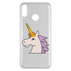 Etui na Huawei Y9 2019 Unicorn pleased with itself