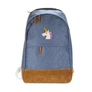 Urban backpack Unicorn pleased with itself