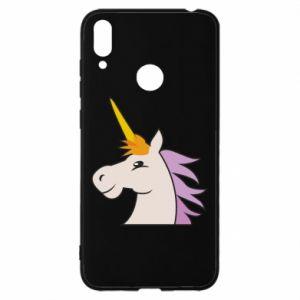 Etui na Huawei Y7 2019 Unicorn pleased with itself