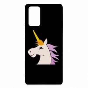 Etui na Samsung Note 20 Unicorn pleased with itself