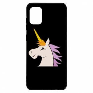 Etui na Samsung A31 Unicorn pleased with itself