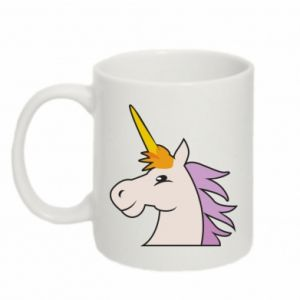 Mug 330ml Unicorn pleased with itself