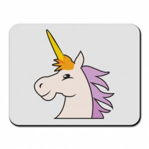 Mouse pad Unicorn pleased with itself
