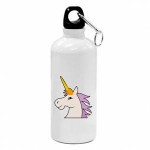Bidon turystyczny Unicorn pleased with itself