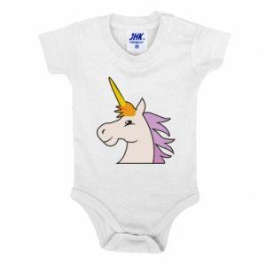 Body dziecięce Unicorn pleased with itself