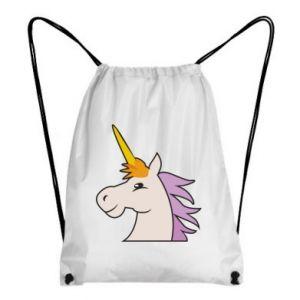 Plecak-worek Unicorn pleased with itself