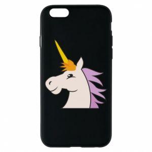 Etui na iPhone 6/6S Unicorn pleased with itself