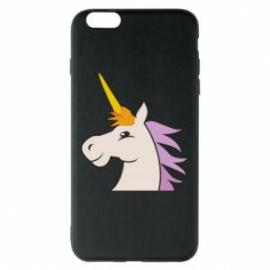 Etui na iPhone 6 Plus/6S Plus Unicorn pleased with itself