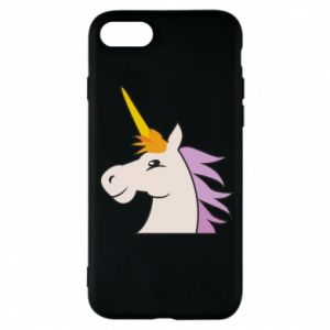 Etui na iPhone 7 Unicorn pleased with itself
