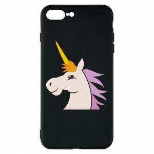 Etui na iPhone 8 Plus Unicorn pleased with itself