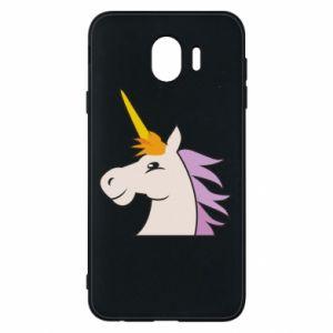 Etui na Samsung J4 Unicorn pleased with itself