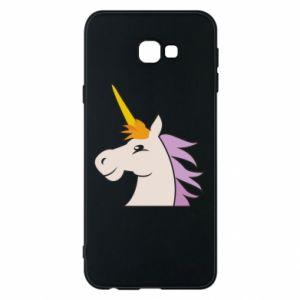 Etui na Samsung J4 Plus 2018 Unicorn pleased with itself