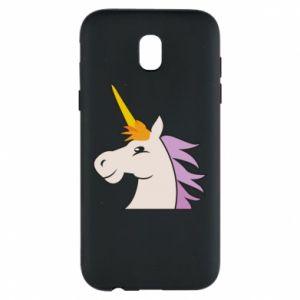 Etui na Samsung J5 2017 Unicorn pleased with itself
