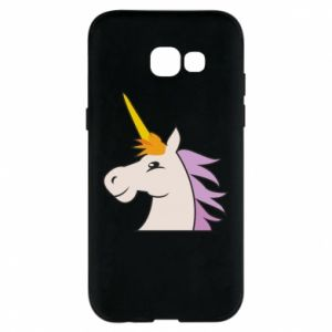 Etui na Samsung A5 2017 Unicorn pleased with itself