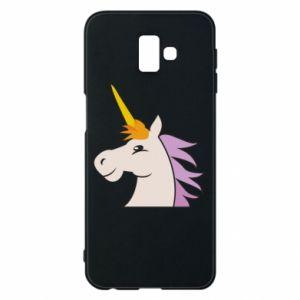 Etui na Samsung J6 Plus 2018 Unicorn pleased with itself
