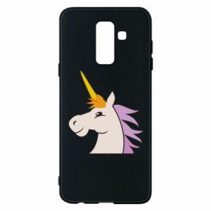 Etui na Samsung A6+ 2018 Unicorn pleased with itself