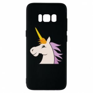 Etui na Samsung S8 Unicorn pleased with itself