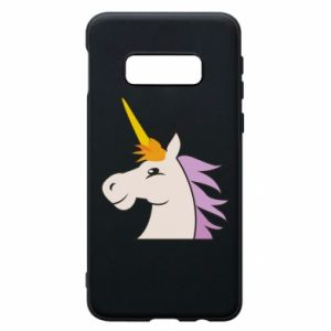 Etui na Samsung S10e Unicorn pleased with itself