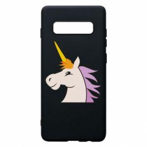 Etui na Samsung S10+ Unicorn pleased with itself