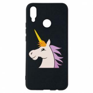 Etui na Huawei P Smart Plus Unicorn pleased with itself