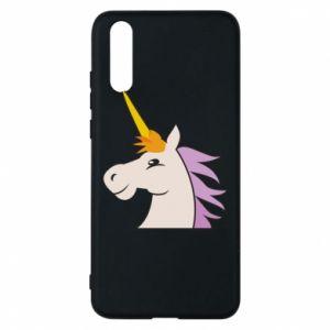 Etui na Huawei P20 Unicorn pleased with itself