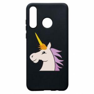 Etui na Huawei P30 Lite Unicorn pleased with itself