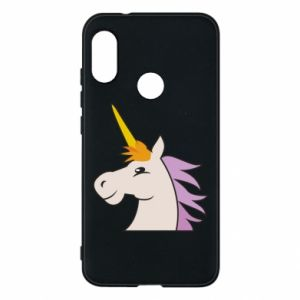 Etui na Mi A2 Lite Unicorn pleased with itself