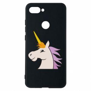 Etui na Xiaomi Mi8 Lite Unicorn pleased with itself