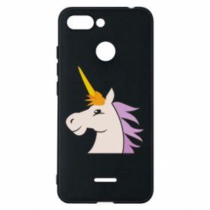 Etui na Xiaomi Redmi 6 Unicorn pleased with itself