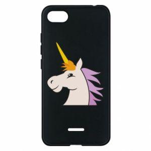 Etui na Xiaomi Redmi 6A Unicorn pleased with itself