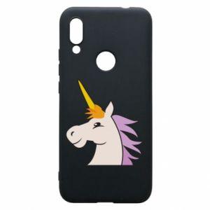 Etui na Xiaomi Redmi 7 Unicorn pleased with itself