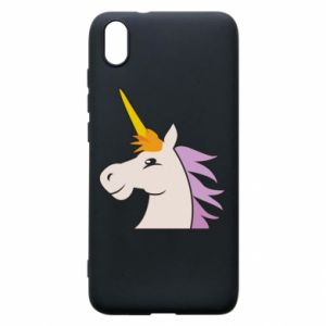 Etui na Xiaomi Redmi 7A Unicorn pleased with itself