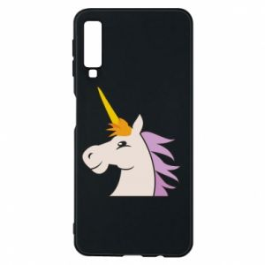 Etui na Samsung A7 2018 Unicorn pleased with itself