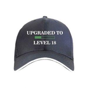 Cap Upgraded to level 18