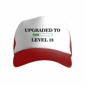 Kid's Trucker Hat Upgraded to level 18
