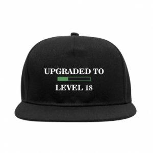 SnapBack Upgraded to level 18
