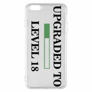 Phone case for iPhone 6 Plus/6S Plus Upgraded to level 18