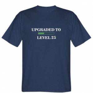 Koszulka Upgraded to level 25