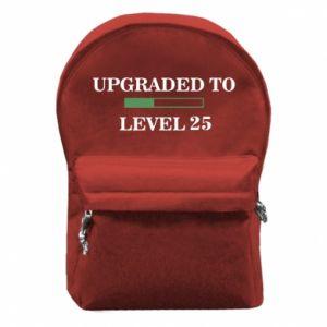 Plecak z przednią kieszenią Upgraded to level 25