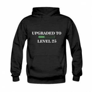 Kid's hoodie Upgraded to level 25
