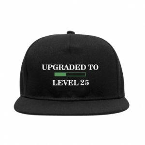 Snapback Upgraded to level 25
