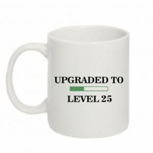 Kubek 330ml Upgraded to level 25
