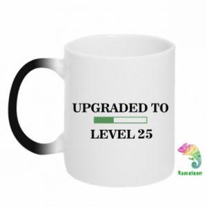 Kubek-kameleon Upgraded to level 25