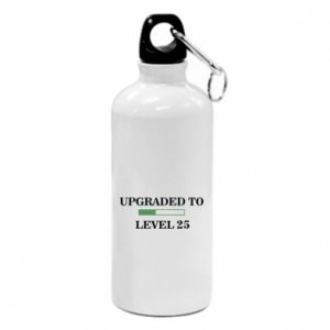 Water bottle Upgraded to level 25