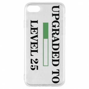 Etui na iPhone 7 Upgraded to level 25