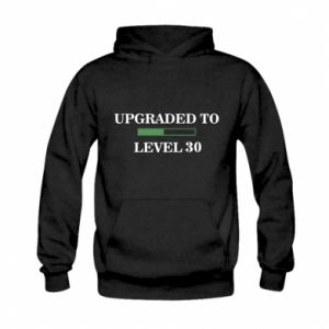 Kid's hoodie Upgraded to level 30